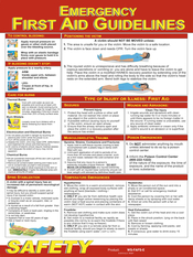 Image First Aid Guidelines